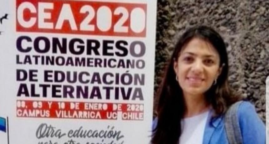 Una experiencia local de 'educación alternativa' se expone en Chile