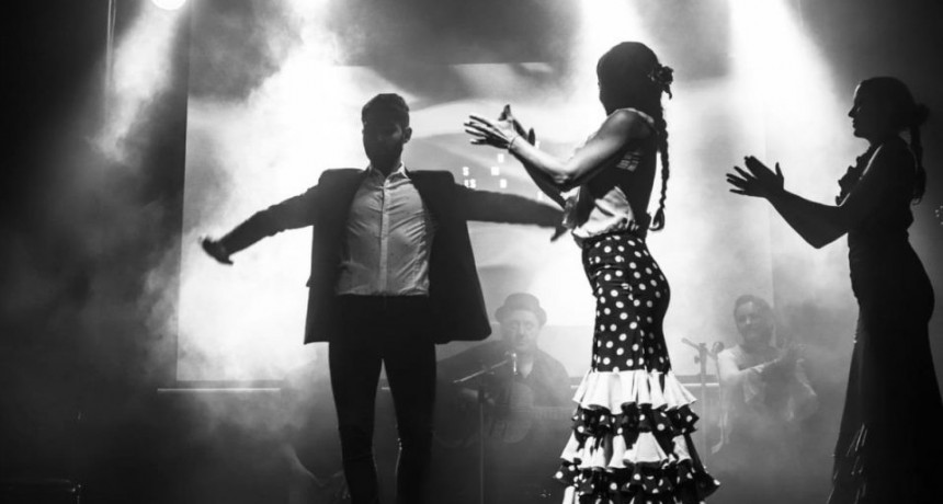 """""""Al compás del flamenco"""" en el Centro Cultural"""