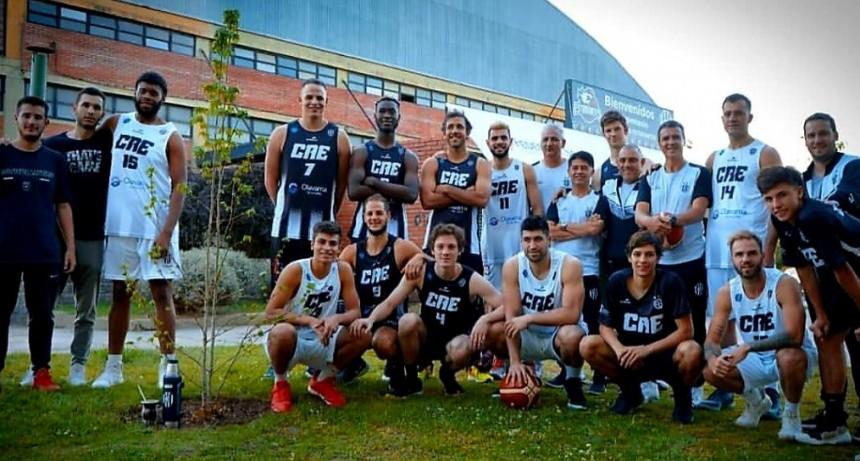 Vuelve el 'Chango Solidario' del equipo de básquet de Estudiantes