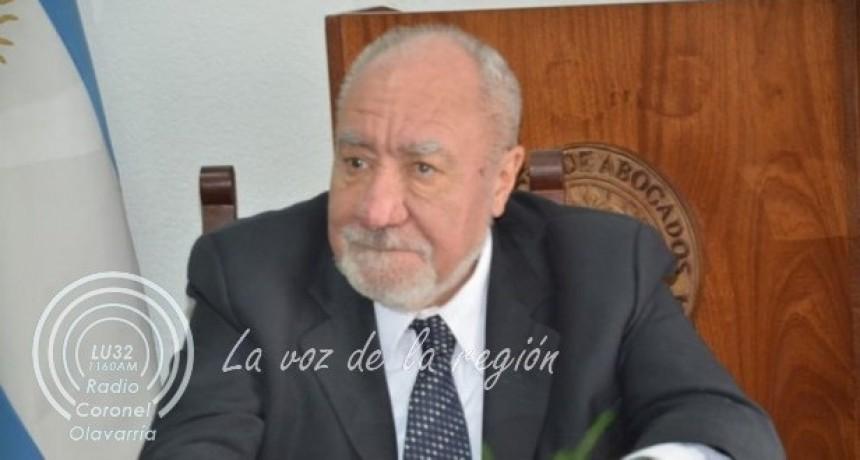 Falleció el Dr. Héctor Negri, decano de la Suprema Corte
