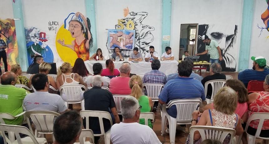 Federación: proclamación y convocatoria a asamblea ¿Se parte?