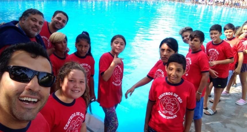 Campaña de salud bucal en las Escuelas Abiertas de verano