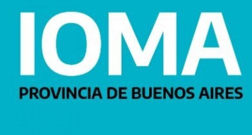 Asumió el nuevo titular del IOMA Regional Novena