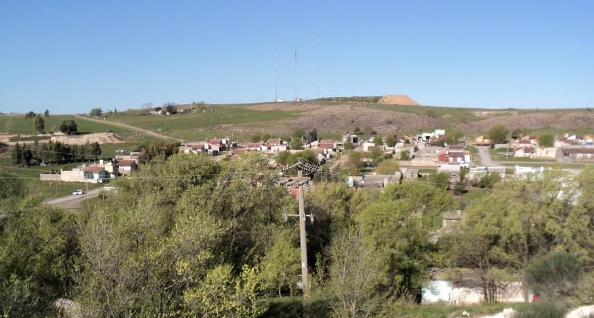 Cortan energía en Sierras Bayas