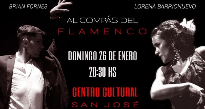 Flamenco en el Centro Cultural