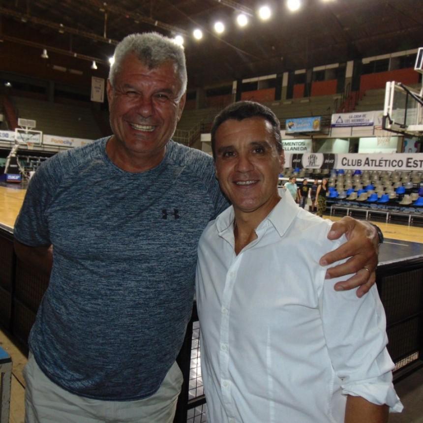 Medardo Ligorria: La Liga Argentina de básquet está muy pareja