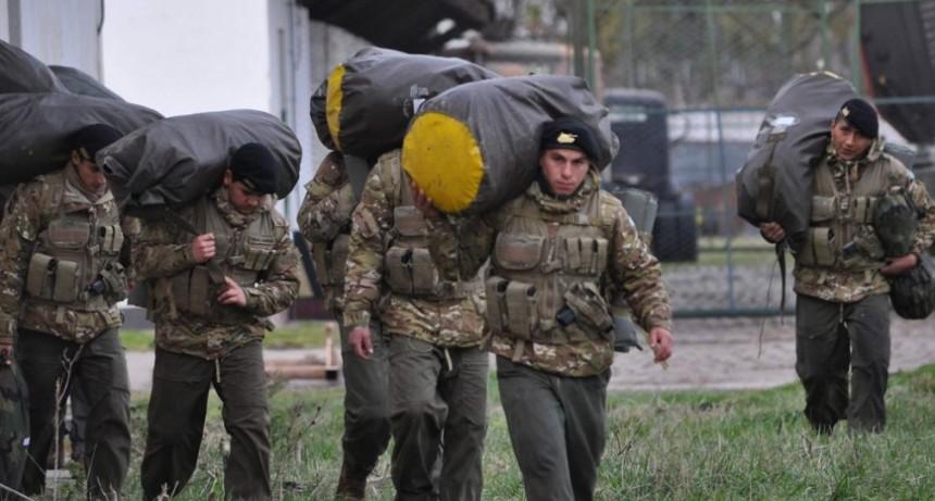 Aumenta el salario de las Fuerzas Armadas