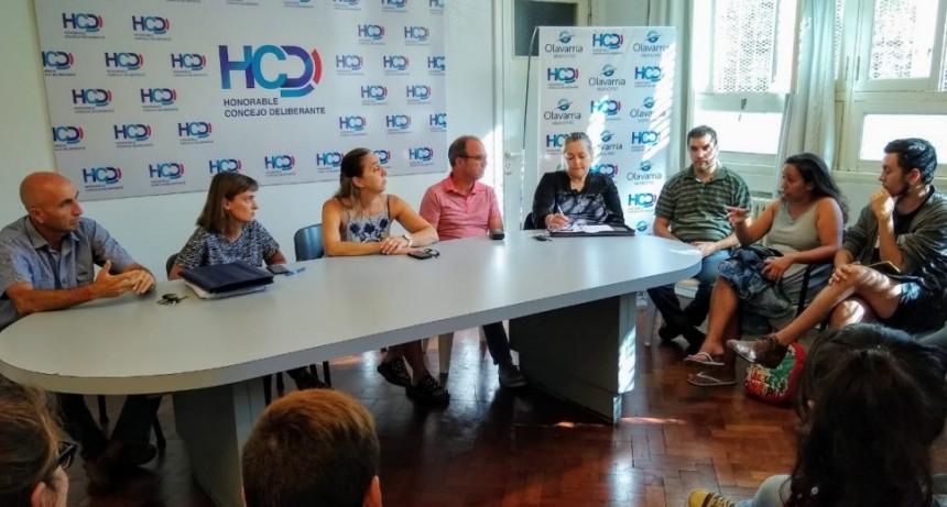 """El Frente de Todos presentó proyecto para declarar la """"Emergencia en Violencia de Género"""""""