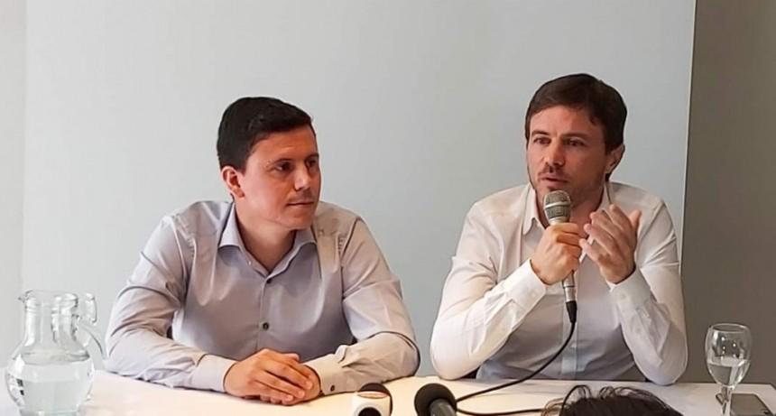 Federico Aguilera subsecretario de minería del gobierno de la Provincia de Buenos Aires