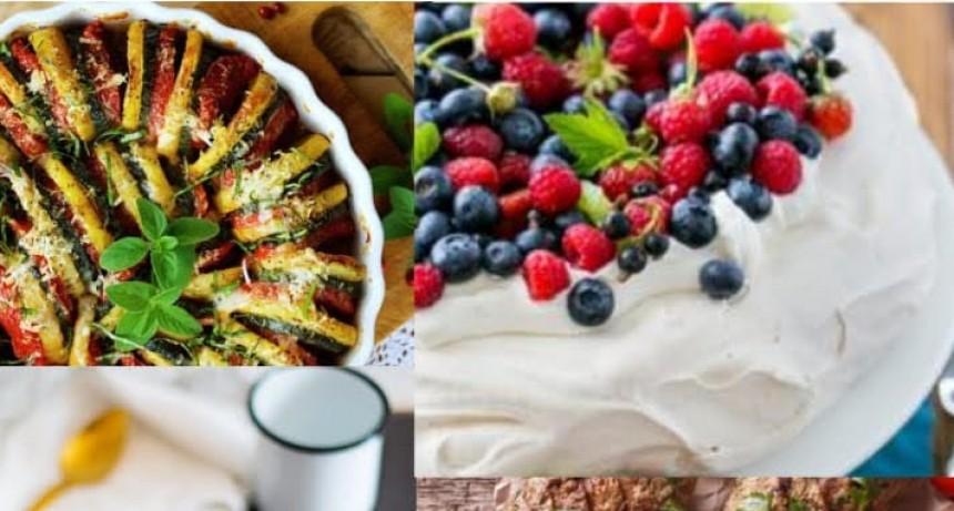 Taller de cocina de verano en la Alianza Francesa Olavarría