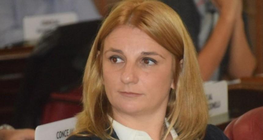 Ecos de la sesión del Concejo Deliberante: la mirada de la  concejala De Bellis