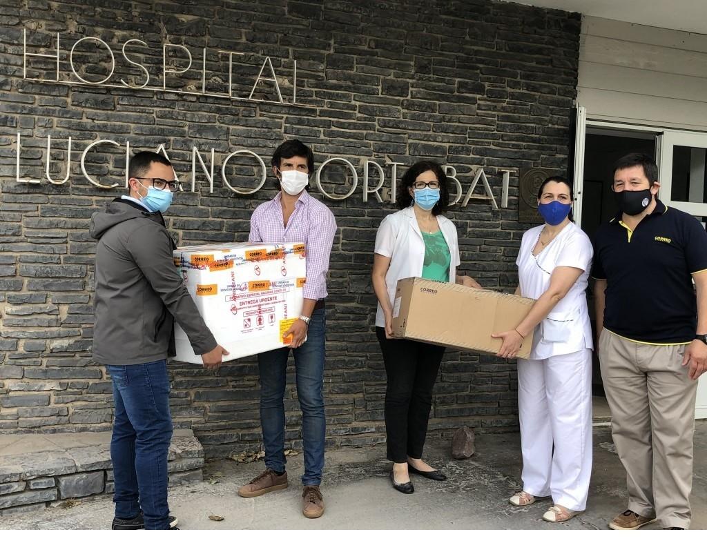 El Ministerio de Salud detectó un desvío en la cadena de frío en las vacunas de Olavarría