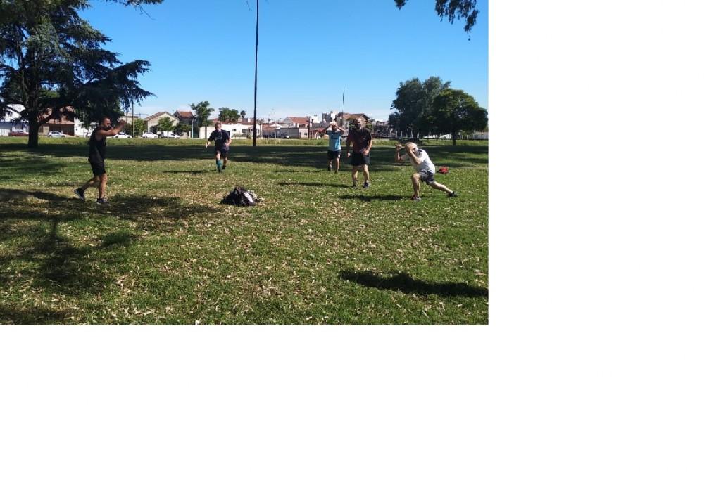 Deportes: propuesta de actividades para adultos mayores