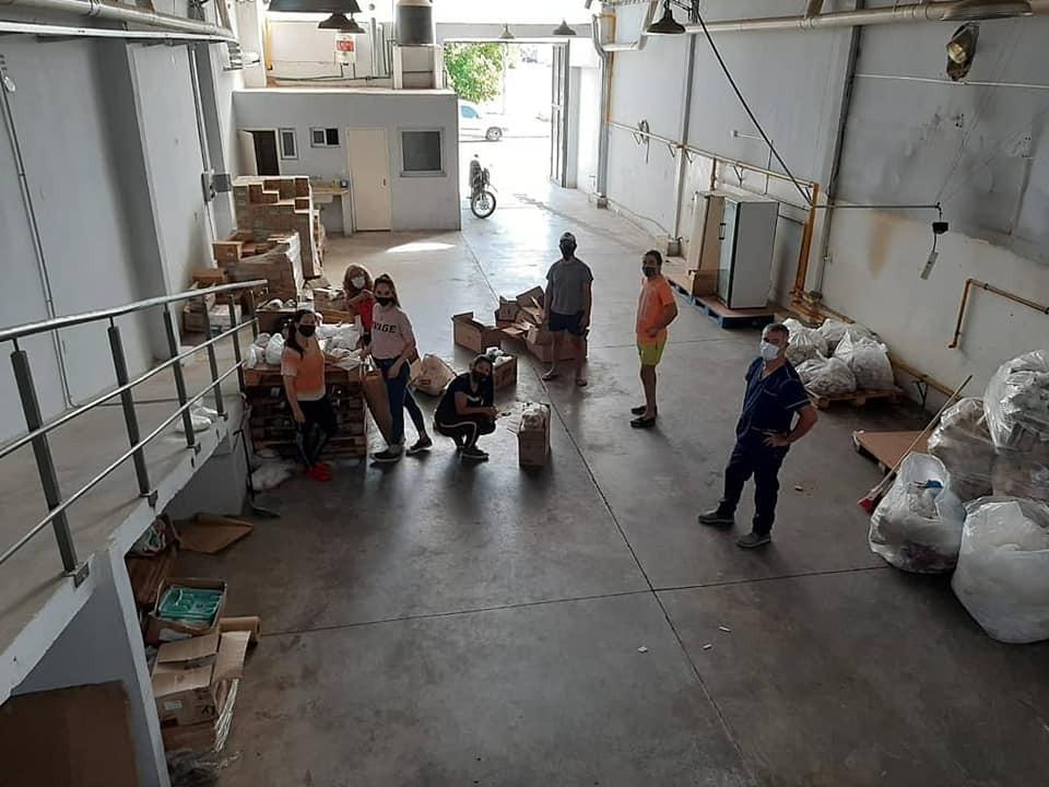 Sustentar Alimentos Olavarría busca instituciones para recibir donaciones