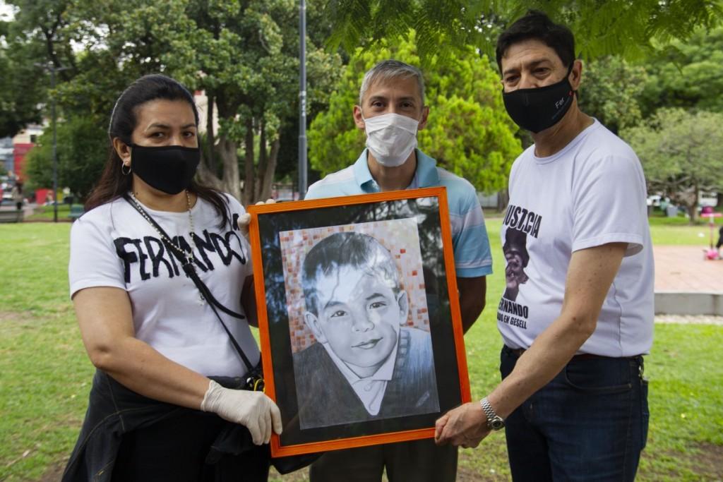 Actos y Misa para recordar a Fernando Báez Sosa a un año de su asesinato