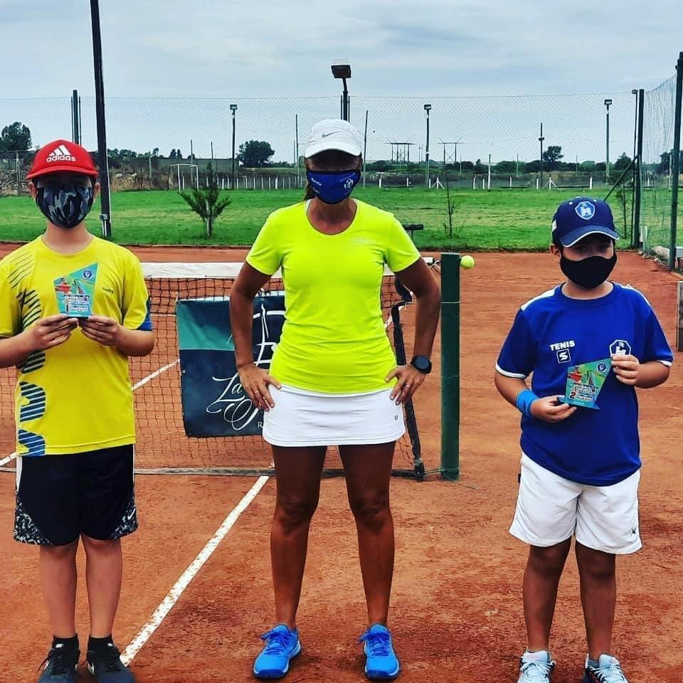 Hubo Torneo de Tenis de Menores en El Fortín