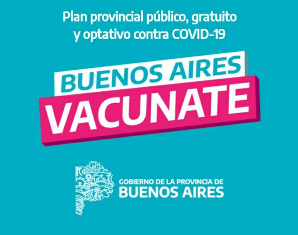 Registran para recibir la vacuna
