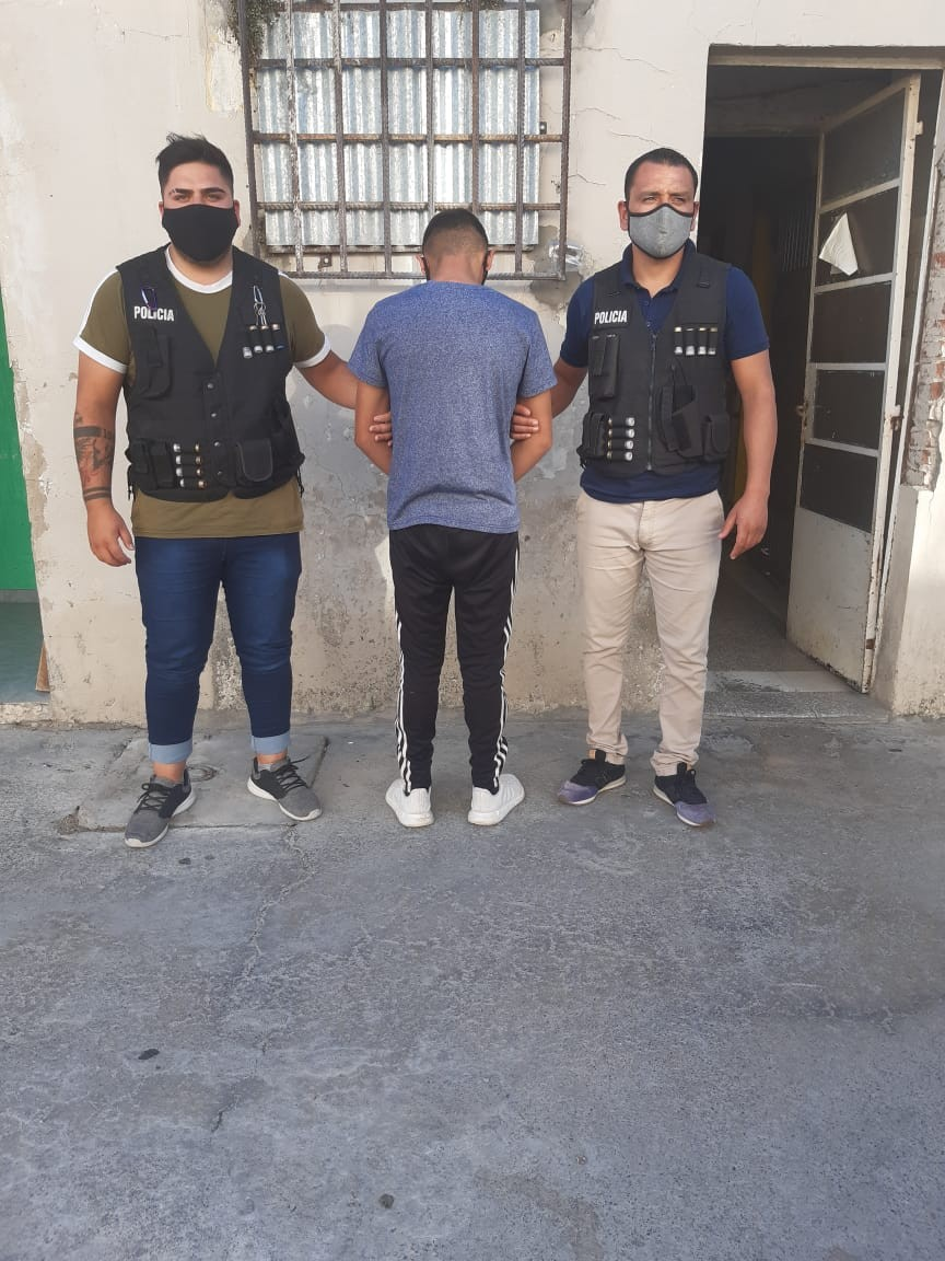 Se entregó el acusado por el asesinato de Matías Cabral