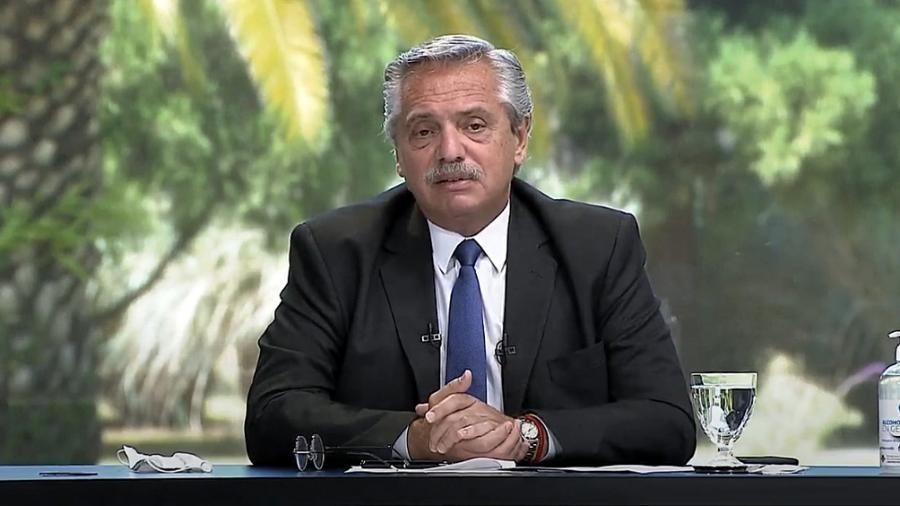 Alberto Fernández le envió una carta a Biden y lo invitó a
