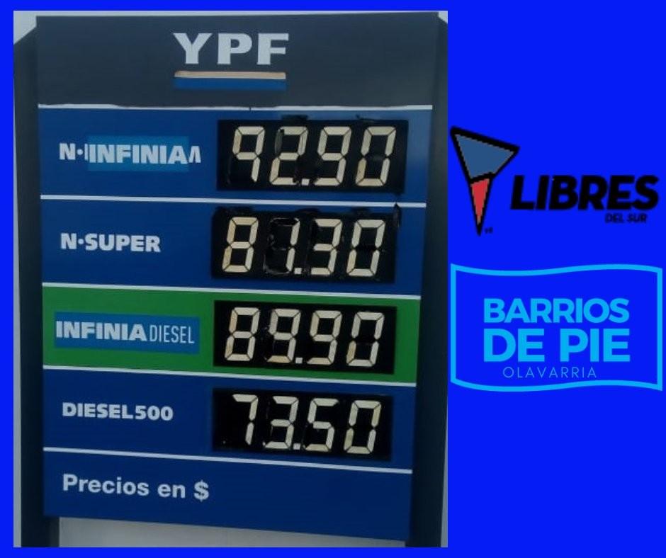Nota de Opinión: buscan vaciar los bolisllos con los aumentos de combustibles