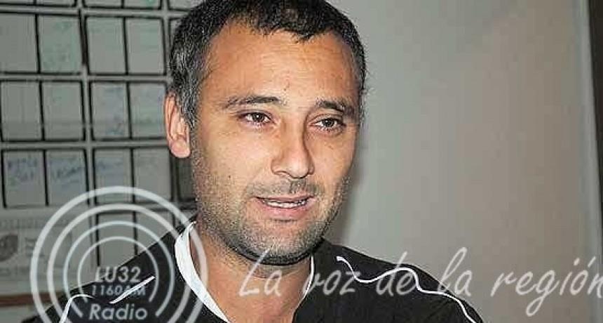 Irineo Galli: Estoy muy preocupado por el básquet de Olavarría