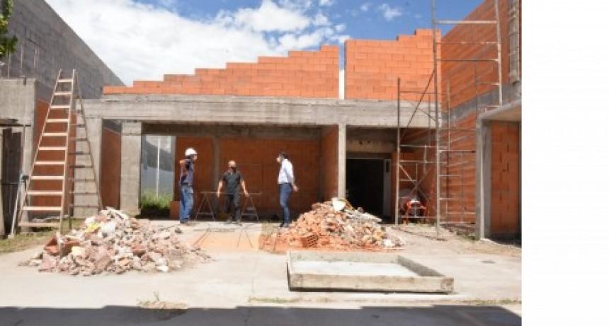 Jardín de Infantes Nº 930: comenzó la obra de ampliación