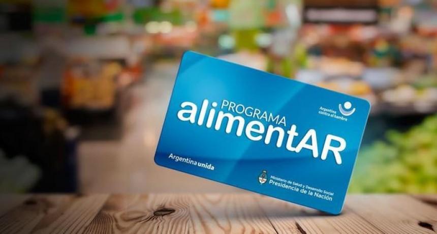 Tarjeta Alimentar: el Gobierno analiza un aumento del 50 por ciento