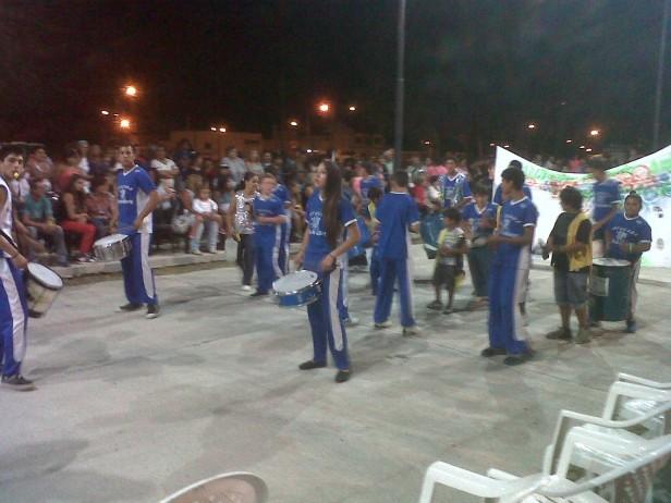 Con un excelente marco de público comenzaron los  Corsos en Olavarría