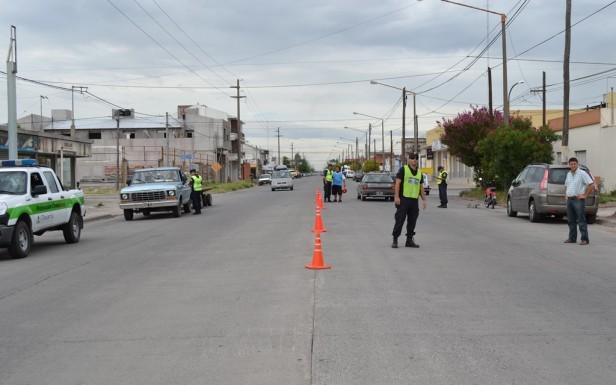 Seguridad Vial: 12 vehículos secuestrados el fin de semana en controles de tránsito