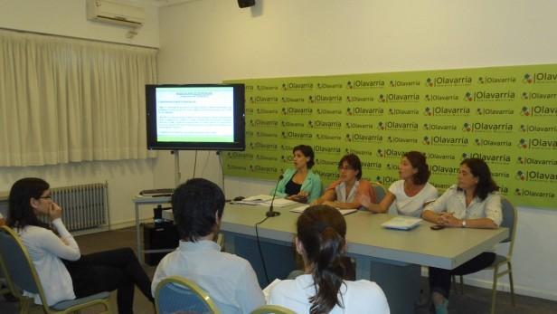 Margarita Arregui participó en una capacitación sobre Ordenamiento Territorial