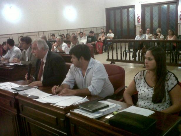 El Frente Progresista presenta pedido de informe sobre plan de arbolado