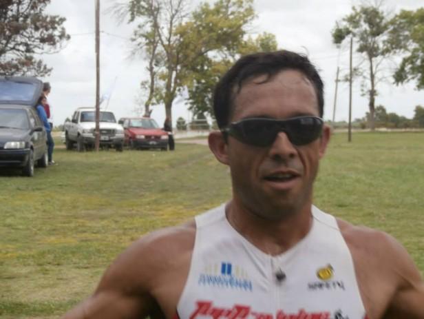 Germán Venancio ganó el Triatlon del CAVO