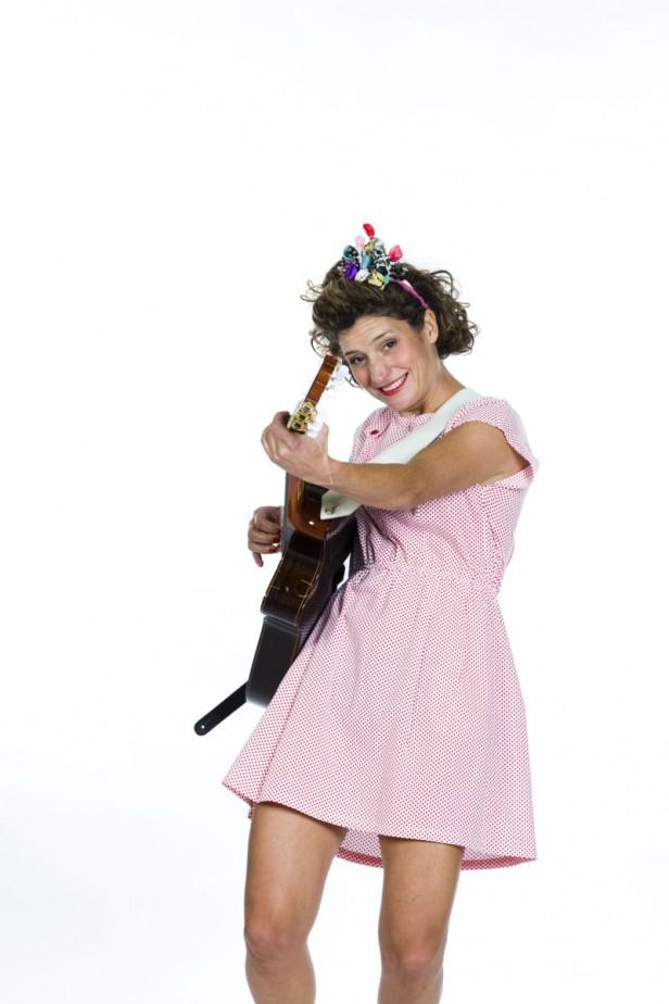 La cantante y compositora uruguaya Ana Prada ofrecerá un concierto en el acto por el Día Internacional de la Mujer