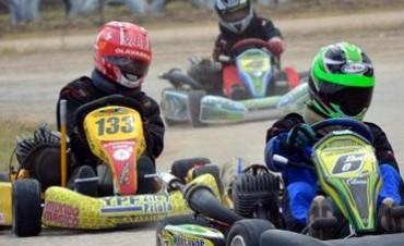 Los karting arrancan en Tandil,