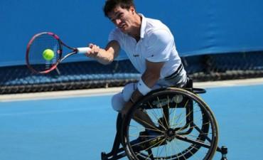 Tenis Adaptado:Gustavo Fernández jugó la final de Australia