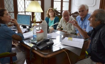 Se conmemorará en Sierras Bayas el 95 aniversario del Primer Despacho de Bolsa de Cemento
