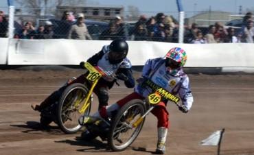 Speedway de nivel en El Fortín