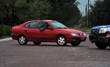 Quedará detenido el presunto femicida del estacionamiento del Bingo