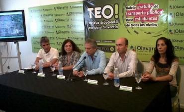 Con críticas a la Provincia y la Nación, Eseverri presentó la Tarjeta Estudiantil Municipal