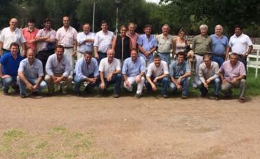 Se está organizando La Nación Ganadera en Olavarría.