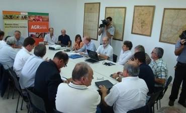 Se reactivó la Mesa Lechera Provincial y CARBAP estuvo presente