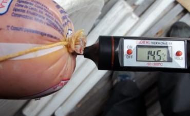 """Larroudé:  """"Prendieron el equipo de refrigeración cuando ingresaron al control municipal"""