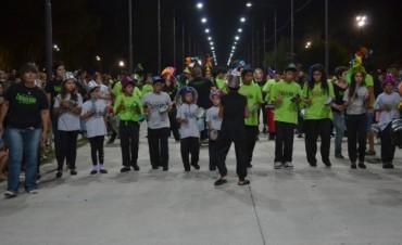Más de 90 adolescentes de las Callejeadas participan en los Corsos Oficiales 2014