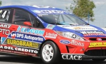 Agustín Herrera abandonó en la serie