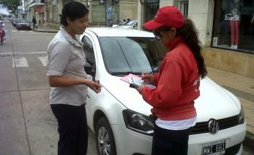 Estacionamiento medido: se ponen en marcha las multas por incumplimientos