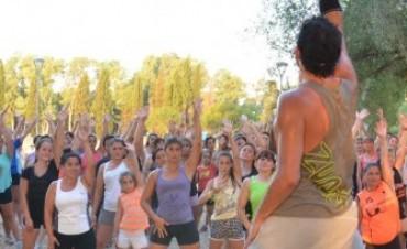 Finalizaron las actividades de verano en distintos parques de la ciudad