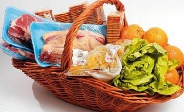 En enero  la CBA de alimentos en Olavarría supera el 6 %