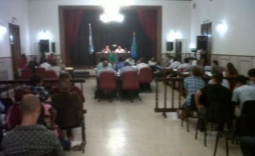 Sesionó el HCD: aprobaron la licencia de Eseverri y el cambio de recorrido del Transporte Público