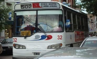 Transporte Público: éstos son los nuevos recorridos aprobados por el Concejo Deliberante