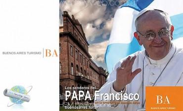 """Presentan el libro """"Los senderos del Papa en la Provincia de Buenos Aires"""""""